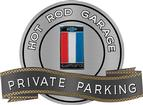 "18"" X 14"" Hot Rod Garage 75-77 Camaro Private Parking Metal Sign"