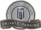 "18"" X 14"" Hot Rod Garage 80-81 Camaro Private Parking Metal Sign"