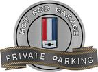 "18"" X 14"" Hot Rod Garage 86-87 Camaro Private Parking Metal Sign"