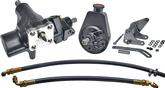 1958-60 Impala / Full Size Big Block With Long Water Pump 500 Series Power Steering Conversion Set