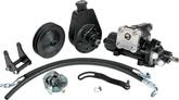 1969-70 Full Size Power Steering Conversion With 500 Series Box Small Block/Long Water Pump