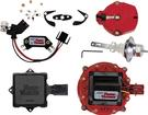 Pertronix Flame Thrower Hei Tune Up Set With Red Distributor Cap (Red/Yellow Coil Wires)