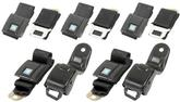 1967-69 F-BODY RETRACTABLE SEAT BELT SET