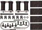 1967-69 Camaro/Firebird, 68-74 Nova/X-Body with Sway Bar Multi-Leaf Install Set with U-Bolts/T-Bolts