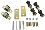 1962-67 CHEVY II / NOVA FRONT SWAY BAR BUSHING & HARDWARE KIT 1 BAR