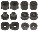 1975-76 NOVA  FRAME MOUNT BUSHING KIT (12 PIECE)