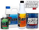 KBS Motor Coater Engine Paint Kit; Gloss Black