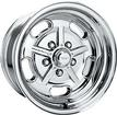 "15"" x 8"" American Racing 2 Piece Salt Flat Special Polished Alloy Wheel with 5 x 4-3/4"" Bolt Pattern"
