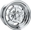 "17"" X 7"" American Racing 2 Piece Salt Flat Special Polished Alloy Wheel"