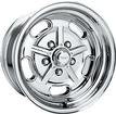 "17"" x 8"" American Racing 2 Piece Salt Flat Special Polished Alloy Wheel"