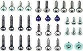 1974-78 CAMARO EXTERIOR SCREW KIT 18-PC