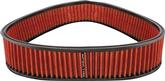 "Red 14"" x 3"" Triangle HPR® Air Filter Element"