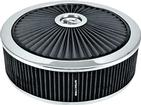 "14"" x 3"" Extraflow Air Cleaner with Black HPR® Filter"