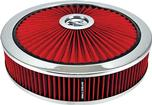 "14"" X 3"" Extraflow Air Cleaner With Red Hpr? Filter"