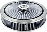 "14"" x 3"" Extraflow Air Cleaner with White HPR® Filter"