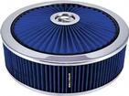 "14"" X 4"" Extraflow Air Cleaner With Blue Hpr? Filter"