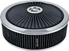 "14"" x 4"" Extraflow Air Cleaner with Black HPR® Filter"