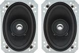 "1963-72 4"" X 6"" 80 Watt Kick Panel Speakers"
