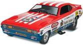1-25 Scale Mongoose Duster Funny Car Plastic Model Kit - Revell Monogram