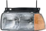 1994-97 Chevrolet/GMC S/T Series Headlamp Assembly - LH