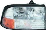 98-01 JIMMY/BRAVADA, 98-04 SONOMA HEADLAMP WITH FOG RH
