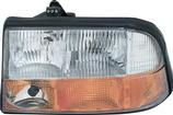 98-04 JIMMY/BRAVADA, 98-04 SONOMA HEADLAMP WITH FOG LH