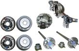 "1963-72 Chevrolet C10 Truck - Currie 9"" Rear End Kit with Open Gear & Drum Brakes"