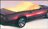 1987-92 Camaro / Firebird Convertible Gold Evolution 4 Interior Cover