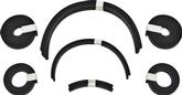 1955 Chevrolet 2 Door Sedan Headliner Tack Strip Set