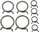 1957 Chevrolet With Standard Heater  Radiator And Heater Hose Clamp Set
