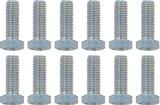 1955-57 Chevrolet Full-Size W/ Small Block V8 - Intake Manifold Bolt Set (12 Pieces)