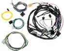 1955 Chevrolet Dash And Front Light Harness Complete For Dakota Digital Dash