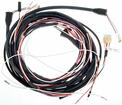 1955 Chevrolet Bel Air Nomad Wagon Rear Body Light Harness