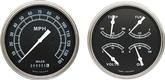 1947-53 Traditional Series Gauge Kit W/O Tach