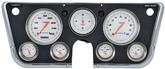 1967-72 Chevy Truck Velocity White Series Dash Gauge Assembly