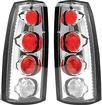 1988-99 GM Truck Chrome Altezza Tail Lamps