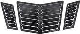 Track Spec Hood Louver Set - Designed for 2005-13 Corvette