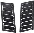 Track Spec 5.5x12 Universal Hood Louvers