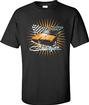 Dodge Charger Tshirt Black - Small