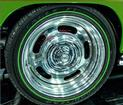 "3/8"" Green Tire Stripe Kit"
