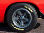 Super Sport GT Raised Letters - Yellow