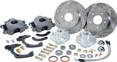1955-58 Chevrolet Original Offset Front Disc Brake Conversion Set