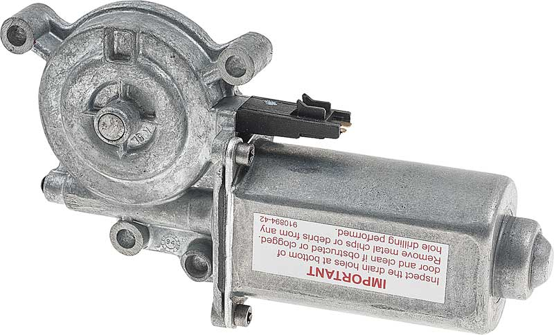 1984-05 Remanufactured Window Lift Motor