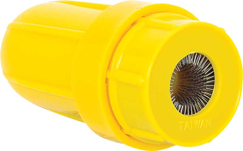 High-Impact Plastic Battery Post Cleaning Brush
