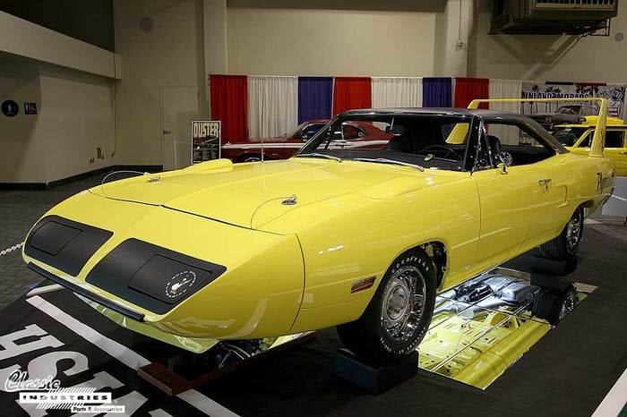 1970 Plymouth Superbird - 39,000 Miles & Counting - Slowly