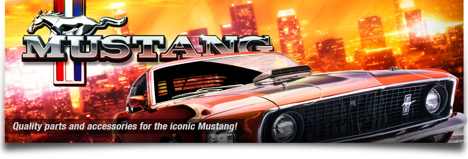 Classic Industries | Restoration Parts | Mustang Parts