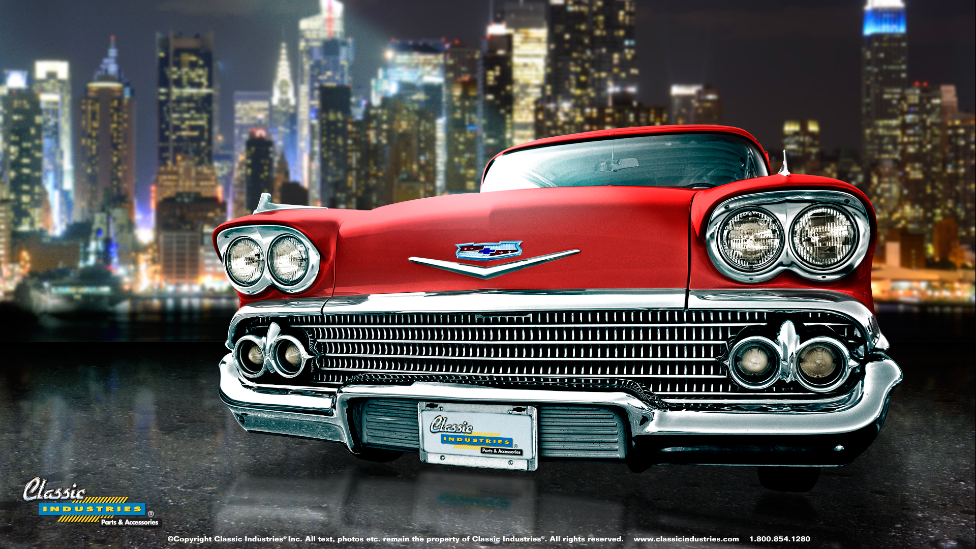 1958 Chevrolet Impala For Sale  YouTube